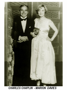 Image result for MARION DAVIES CHARLIE CHAPLIN