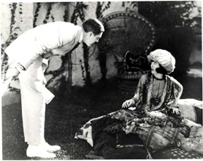 The slim princess 1915 film for Farcical plot