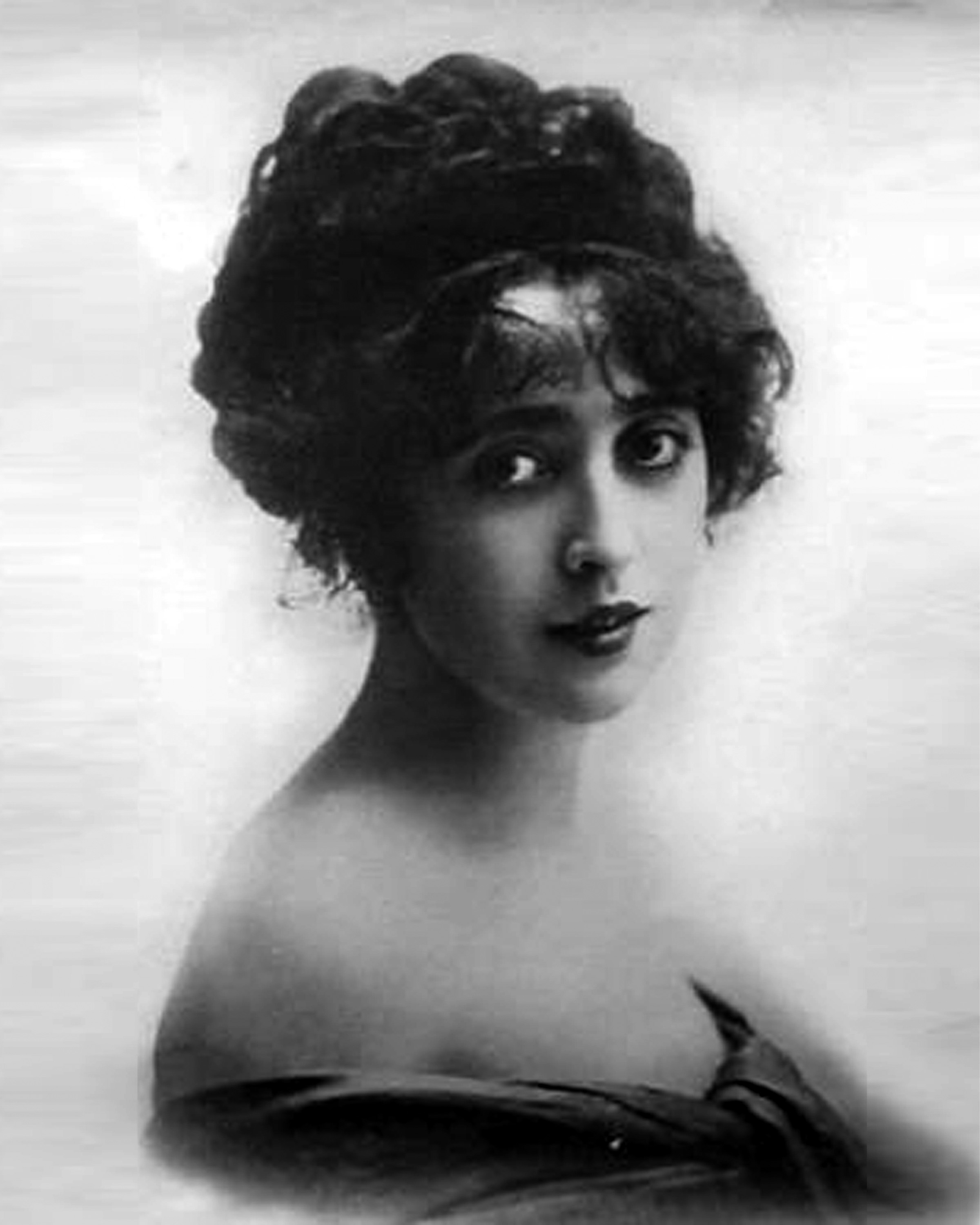 Mabel Normand ADELA AND MABEL Looking for Mabel Normand
